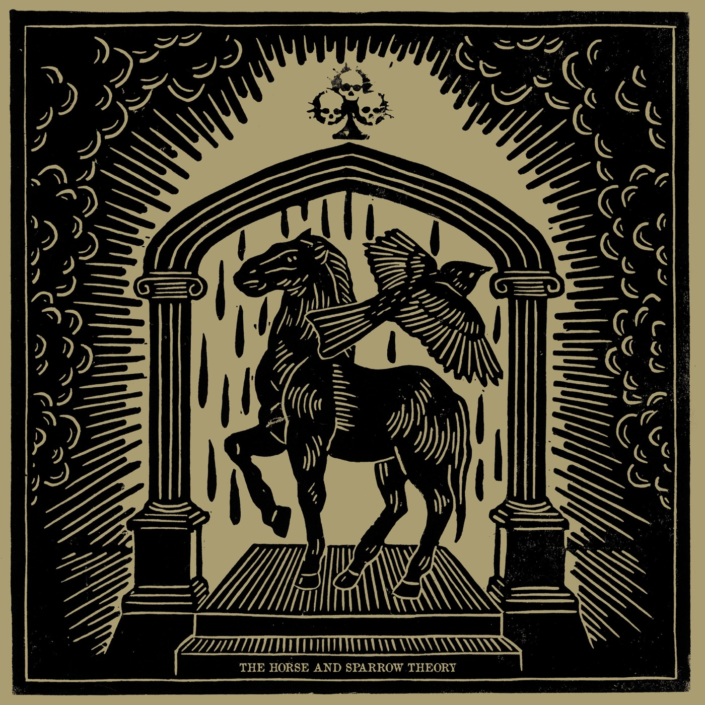 Victims - The Horse and Sparrow Theory [single] (2019)