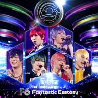 F6 2nd ALBUM FANTASTIC ECSTASY