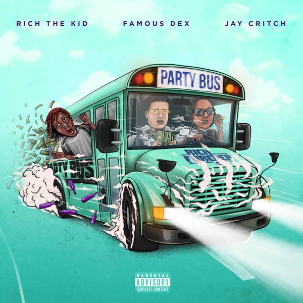 Party Bus - Single