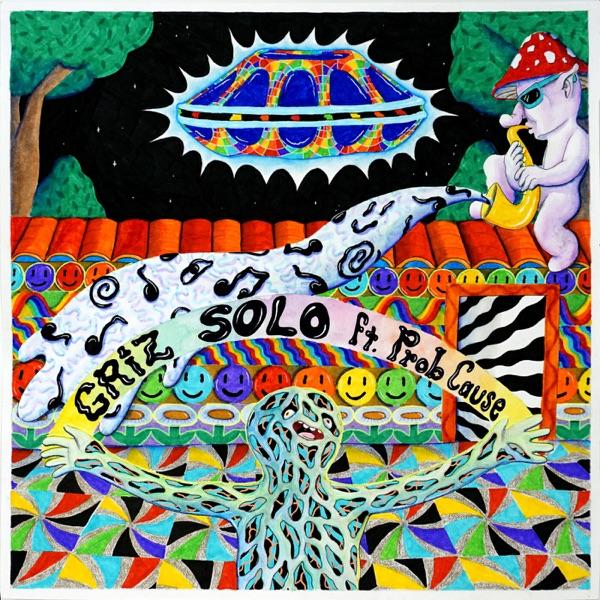 Solo (feat. Probcause) - Single