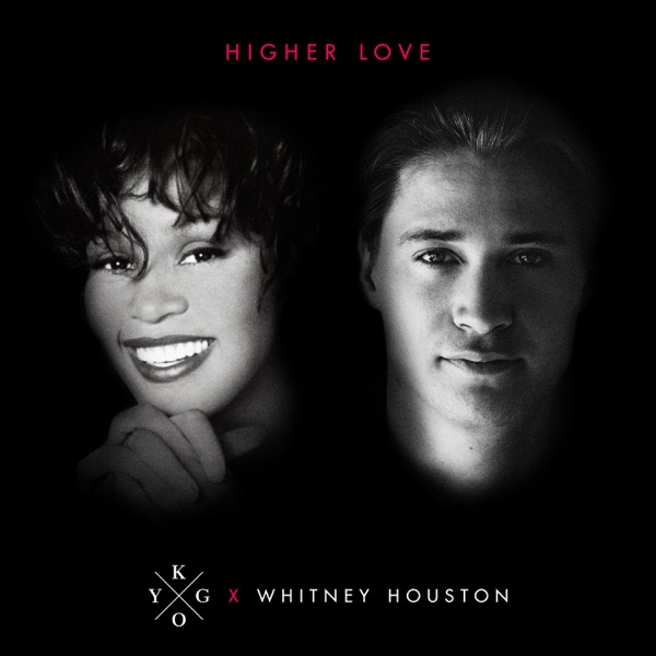 Cover art for Higher Love