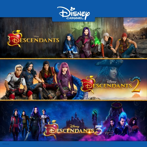 Descendants: 3-Movie Collection image