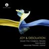 Tesla Quartet & Alexander Fiterstein - Joy & Desolation  artwork