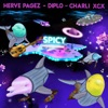 Cover Herve Pagez & Diplo & Charli XCX - Spicy