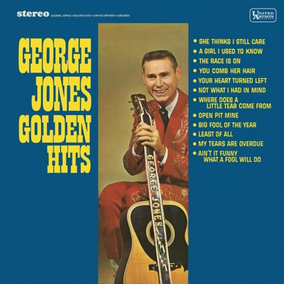 Golden Hits - George Jones