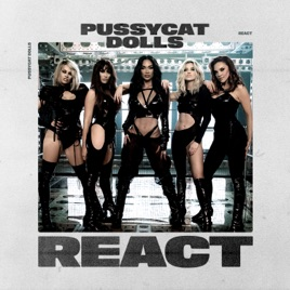 The Pussycat Dolls – React – Single [iTunes Plus M4A]