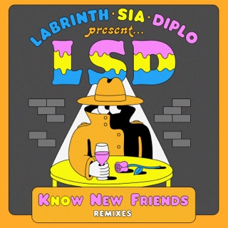 Audio (feat  Sia, Diplo & Labrinth) [CID Remix] - Single by