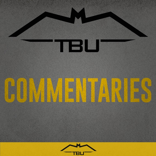 The Batman Universe Commentaries