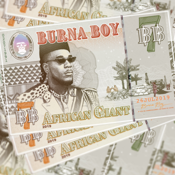 African Giant Burna Boy album songs, reviews, credits