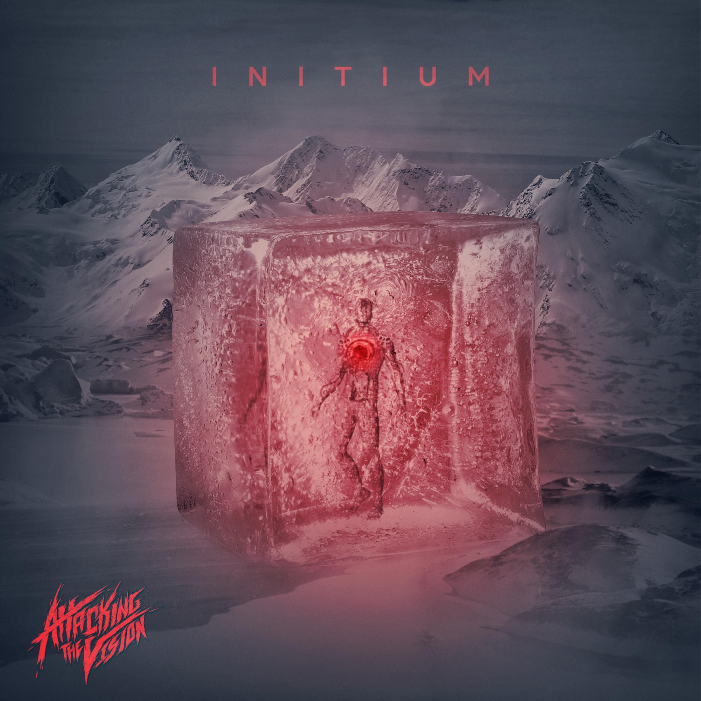 Attacking the Vision - Infinitum [single] (2019)