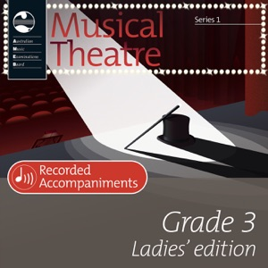 Mark Sandon - Matilda: The Musical: When I Grow Up (Piano Accompaniment)