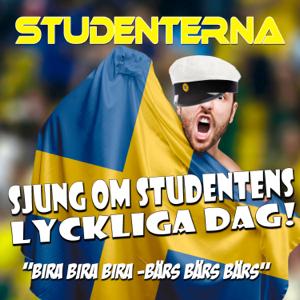Studenterna - Sjung om studentens lyckliga dag - Studentsången