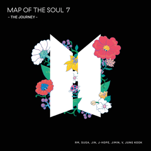 防彈少年團 - MAP OF THE SOUL : 7 ~ THE JOURNEY ~