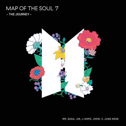 BTS  – MAP OF THE SOUL : 7 ~ THE JOURNEY ~ – Album (iTunes Plus M4A)