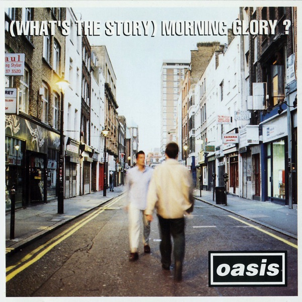 Oasis mit Don't Look Back In Anger