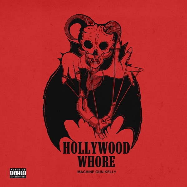 Hollywood Whore - Single