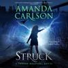 Amanda Carlson - Struck  artwork