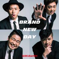シクラメン - BRAND NEW DAY artwork