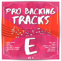 Pop Music Workshop - Pro Backing Tracks E, Vol.16