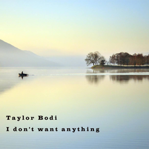 Taylor Bodi - I Don't Want Anything