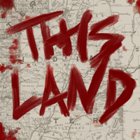 Podcast cover art of This Land