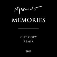 Maroon 5 - Memories (Cut Copy Remix) - Single