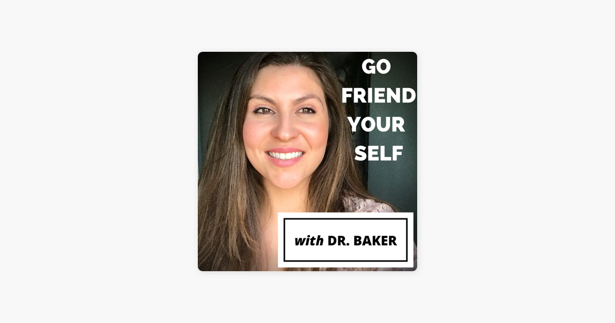 Go Friend Your Self With Dr Baker 43 Interview With Former Nhl
