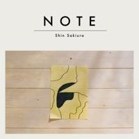 Shin Sakiura - NOTE artwork