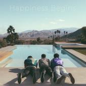 Jonas Brothers - Happiness Begins  artwork