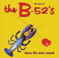 The B-52's - Planet Claire artwork