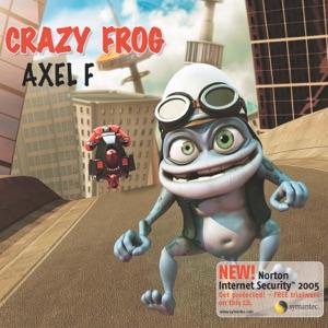 Crazy Frog - EP