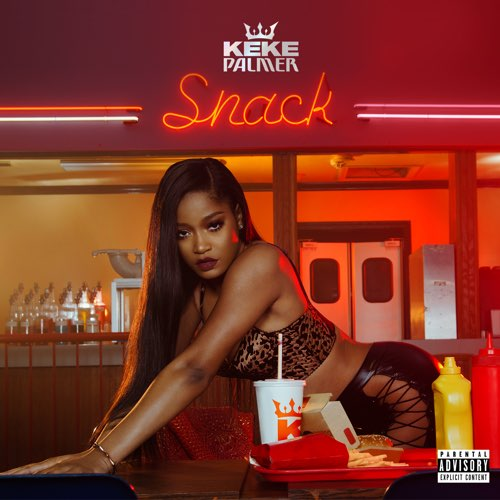 Keke Palmer – Snack – Single [iTunes Plus M4A]
