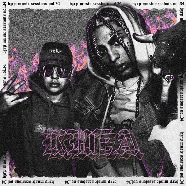 KHEA: Bzrp Music Sessions, Vol. 34 - Single