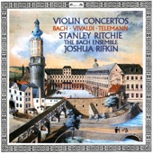 The Bach Ensemble; Joshua Rifkin; Stanley Ritchie - Ernst: Violin Concerto in B flat major, Op.1, No.1