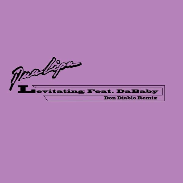 Levitating (feat. DaBaby) [Don Diablo Remix] - Single