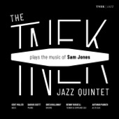 The Tnek Jazz Quintet - Tragic Magic