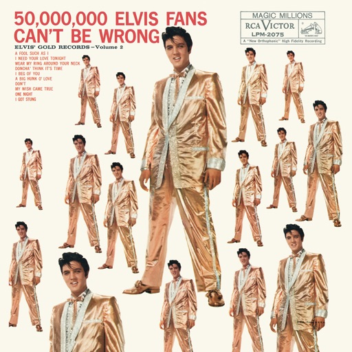 Art for Wear My Ring Around Your Neck by Elvis Presley