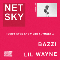 I Don't Even Know You Anymore (feat. Bazzi & Lil Wayne)-Netsky