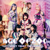 AGE OF ZOC / DON'T TRUST TEENAGER - EP