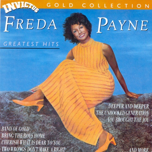Art for Band of Gold by Freda Payne