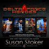 Susan Stoker - Delta Force Heroes, Box Set One (Unabridged)  artwork