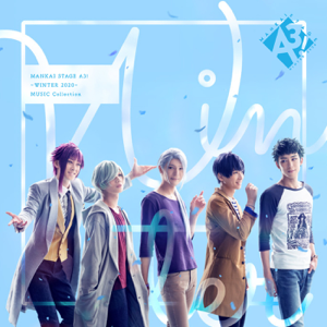 VARIOUS ARTISTS - 「MANKAI STAGE『A3!』~WINTER 2020~」MUSIC Collection