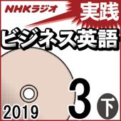 NHK 実践ビジネス英語 2019年3月号(下)