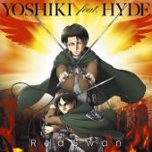 YOSHIKI feat. HYDE (YOSHIKI feat. HYDE) - Red Swan