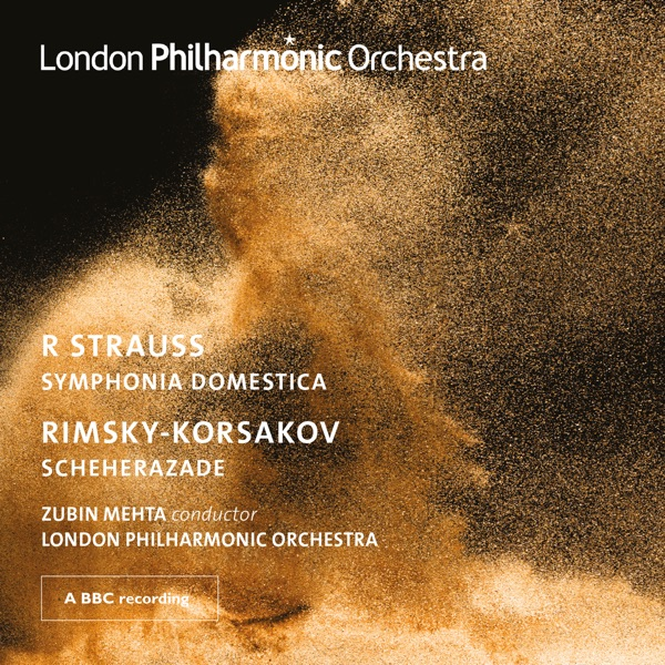 Zubin Mehta conducts Strauss and Rimsky-Korsakov