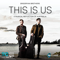 Grigoryan Brothers - This is Us: A Musical Reflection of Australia artwork