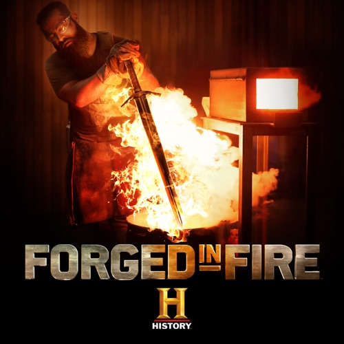 Forged in Fire, Season 6 poster