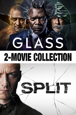 Glass/Split 2-Movie Collection Movie Synopsis, Reviews
