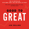 Jim Collins - Good to Great  artwork