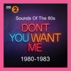 Various Artists - Sounds of the 80s – Don't You Want Me (1980-1983) artwork